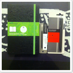 SmartNotebook本体と別途購入の専用ペン
