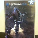LightWave11.6パッケージ写真