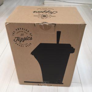 Fizzics 製品の箱