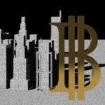 Bitcoinイメージ3DCG